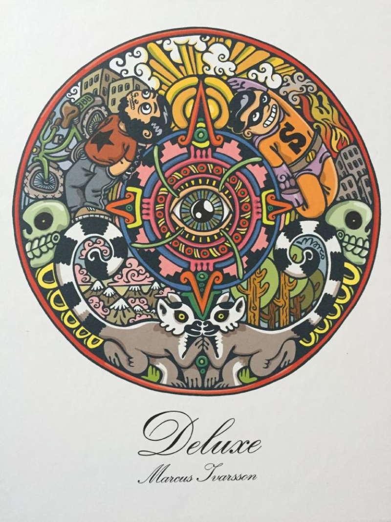 """""""Deluxe"""" av Marcus Ivarsson"""